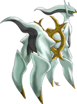 Arceus Normal Type