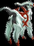 Arceus Fighting Type