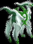 Arceus Grass Type