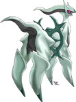Arceus Unknown Type