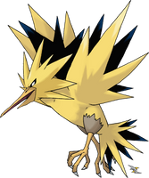 Zapdos by Xous54