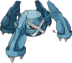 Metagross: Normal Coloration