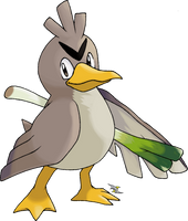 Farfetch'd by Xous54