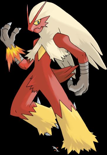 Blaziken pokemon - Pokemon mega evolution blaziken ...