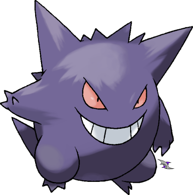 how to get gengar in pokemon omicron