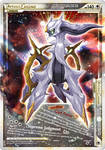 Arceus LEGEND Fake Card