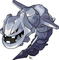 Steelix by Xous54