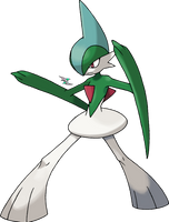 Gallade v.2 by Xous54