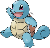 Squirtle by Xous54