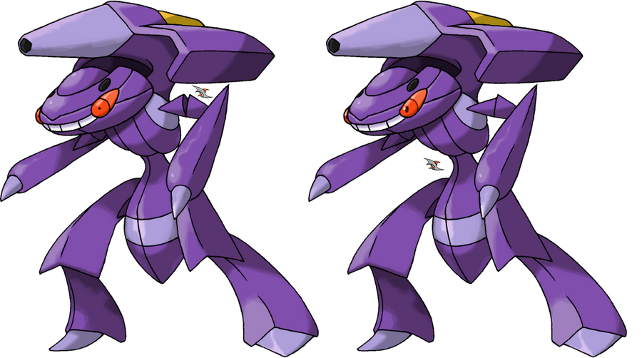 Genesect by Xous54