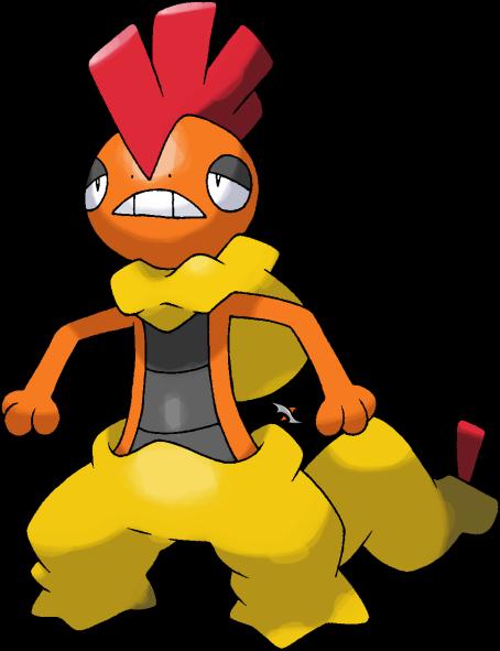 Scrafty Images | Pokemon Images