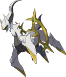 Arceus October 2010
