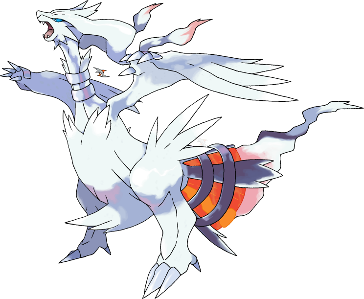 Pokemon Reshiram