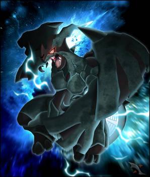 Zekrom, God of Thunder