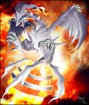 Reshiram, God of Fire