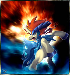 Keldeo the Fourth Musketeer