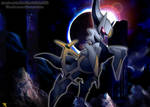 Arceus: Destroyed Temple by Xous54
