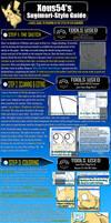 Sugimori Style Guide 2
