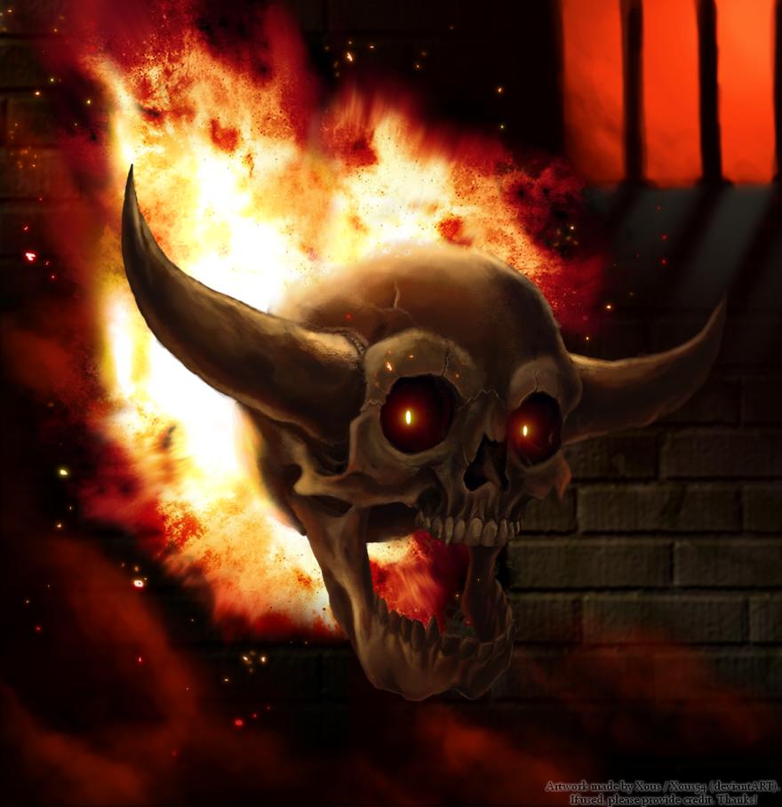 Lost Soul Doom Deviantart: Lost Soul By Xous54 On DeviantArt