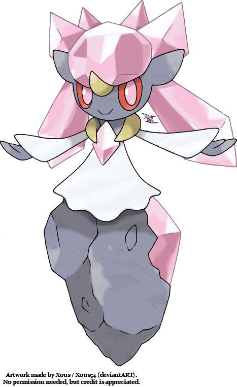 Diancie | Carbink, think about it. - Pokémon X & Y Forum ...