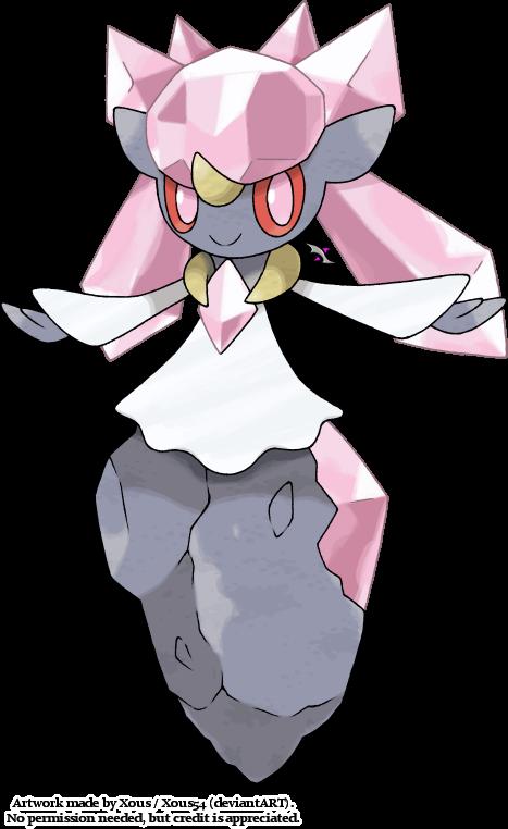 Diancie | Carbink, think about it. - Pokémon X & Y Forum ...