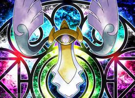 Wikstrom's Aegislash Art by Xous54