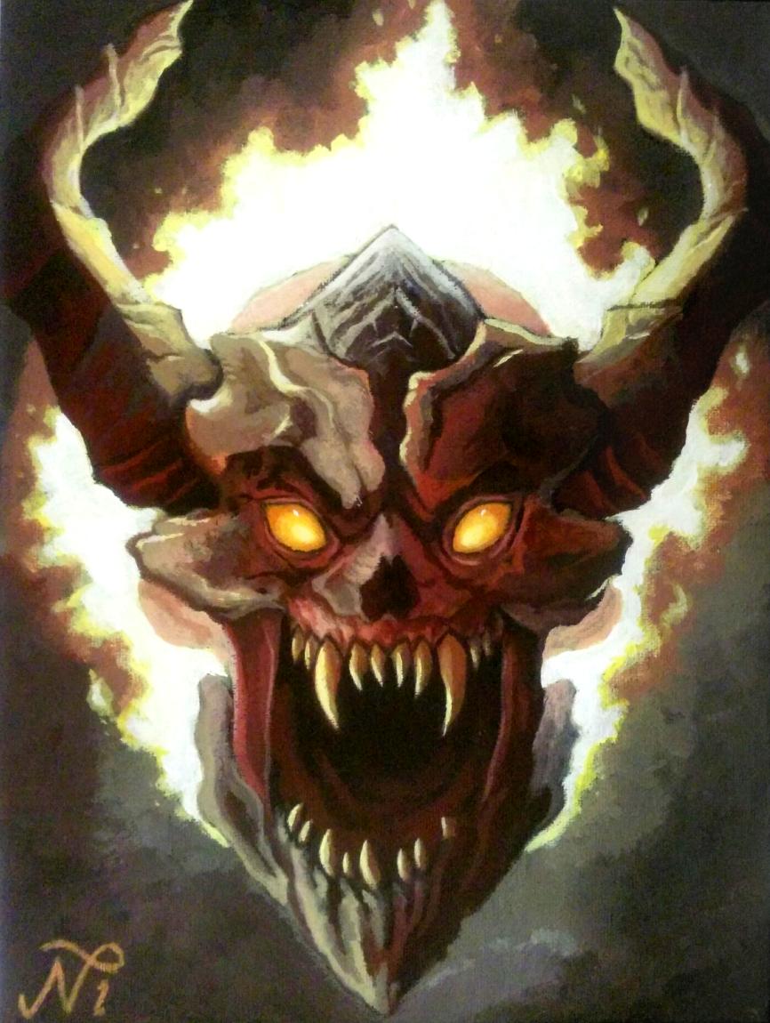 Lost Soul Doom Deviantart