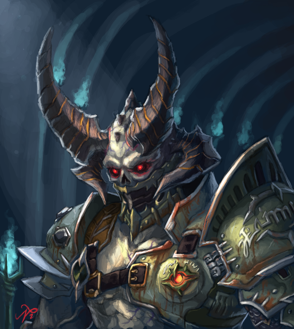 Doom Eternal Marauder By Xous54 On Deviantart