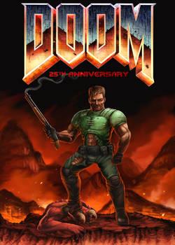 DOOM 25th Anniversary