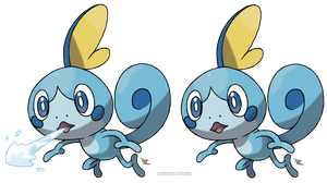 Sobble by Xous54