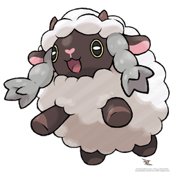 Wooloo by Xous54