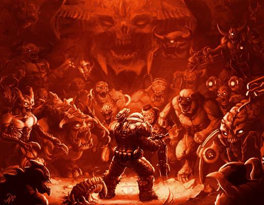 Slayers Club: Wall to Wall Demons