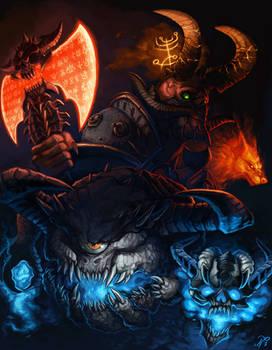 Slayers Club: Demonic Duos