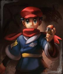 Pokemon Legends Arceus - Lucas