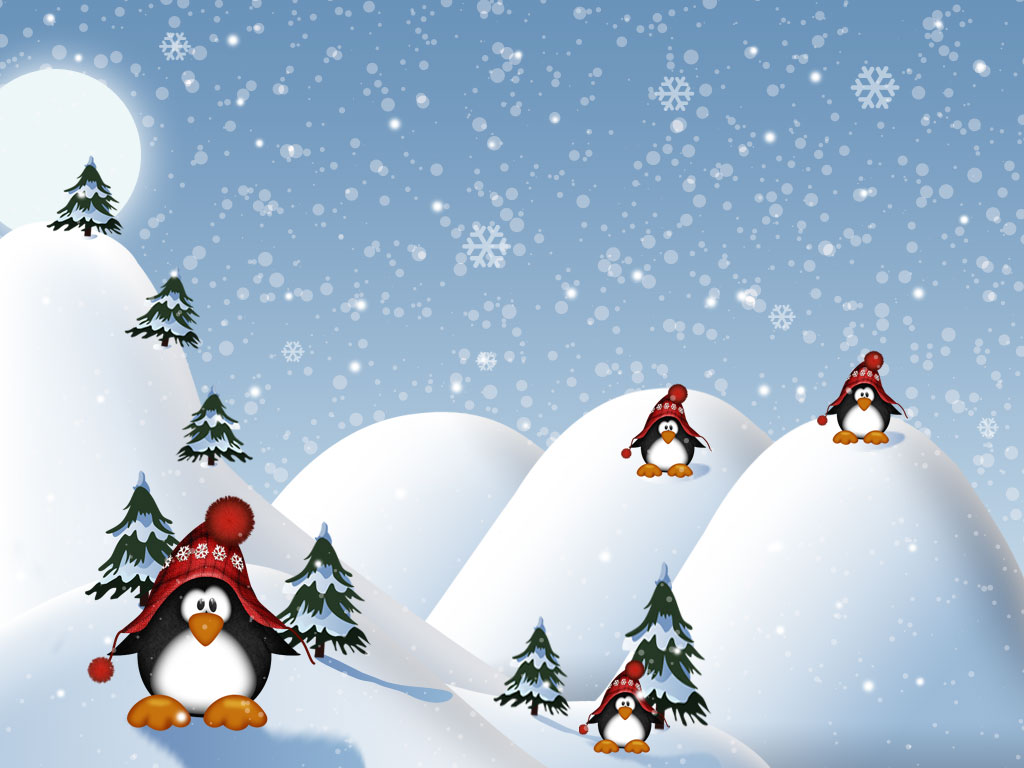 cute cartoon holiday wallpaper - photo #24