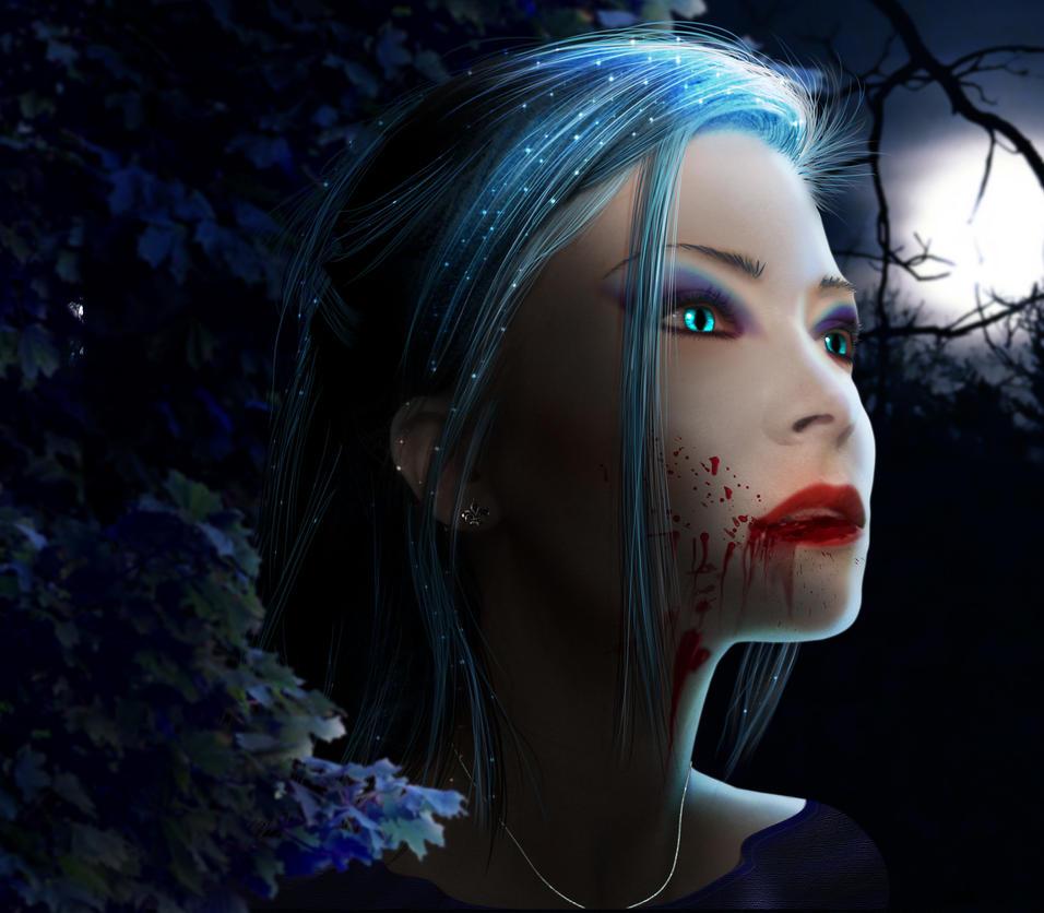 Vampiress by teufelchenonline