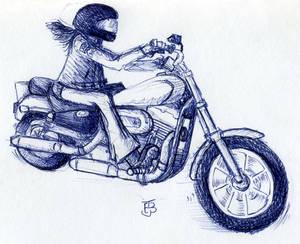 Harley-jobby