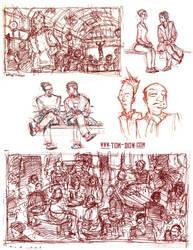 Sketchcrawl 25 - 2 by paranthropus