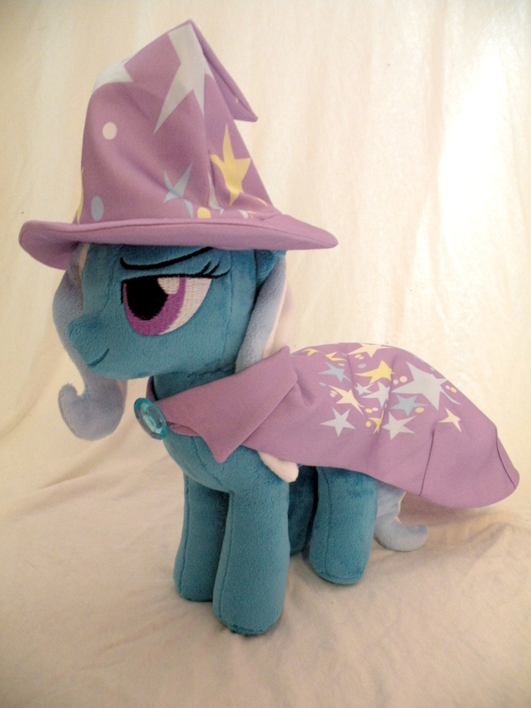 The Great and Powerful Trixie 2