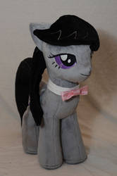 Octavia Plushie by makeshiftwings30