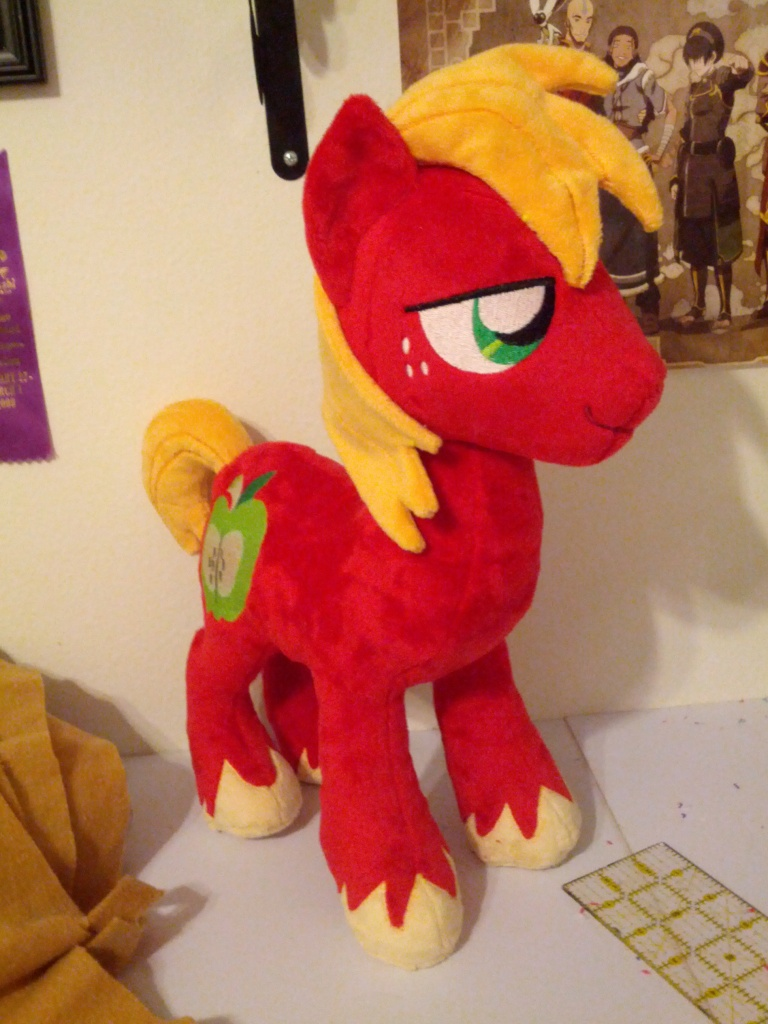 Big Mac Progress by makeshiftwings30