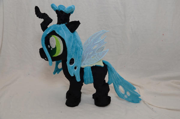 Filly Chrysalis Plush by makeshiftwings30