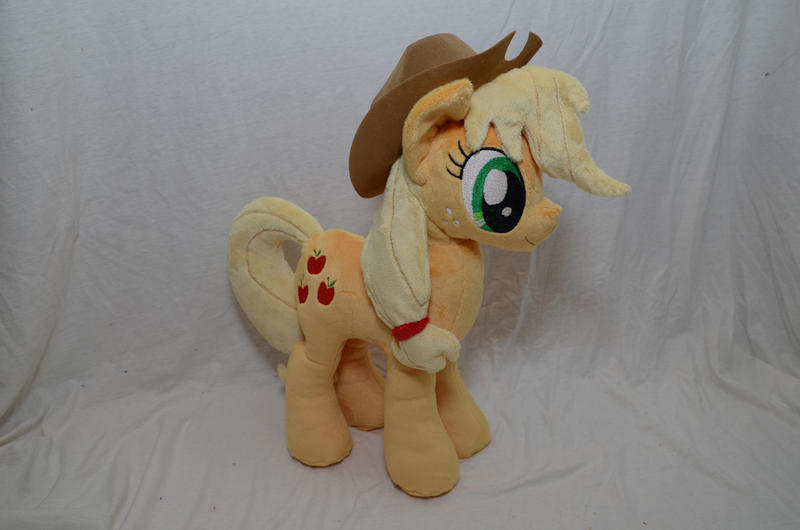 Applejack Commission by makeshiftwings30