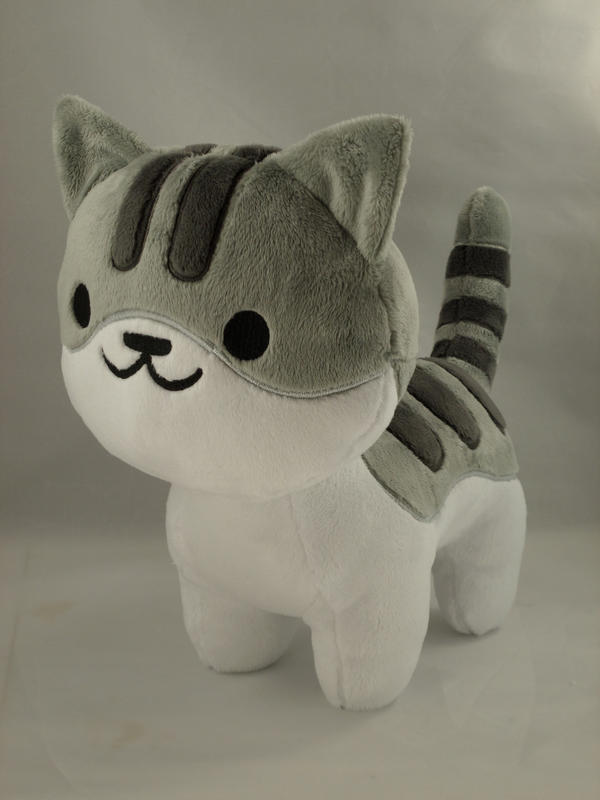 Neko Atsume - Pickles Plush by makeshiftwings30 on DeviantArt