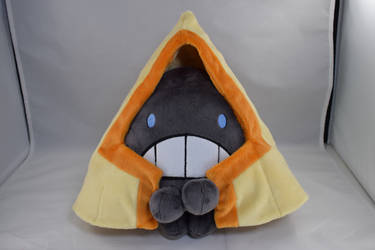 Snorunt Plush by makeshiftwings30