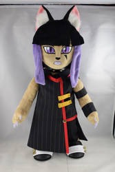 OC Plush - Twitch by makeshiftwings30