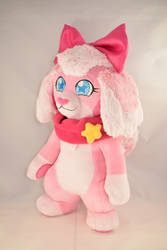 Magenta the Strudel Plush by makeshiftwings30