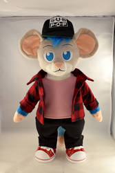 Spruce Mouse Plush