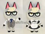 Animal Crossing Raymond Plush
