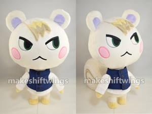 Animal Crossing - Marshal Plush